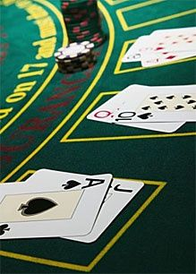 Pokeri kieli