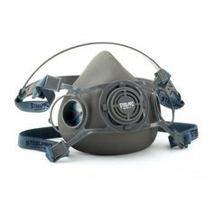 """Media mascara para dos filtros (filtros Steelpro). Mod. """"BREATH"""". Referencia  2288-SE Marca:  Marca PL  Características: Respirador media máscara fabricada en termoplástico hipoalergénico. Muy cómoda, suave y ligera (sólo 85gr). Diseño compacto, permite una excelente compatibilidad con otros equipos de protección (gafas, orejeras…), y un excelente ajuste al rostro, brindando una cómoda e higiénica protección. Arnés para cabeza y cuello, muy cómodo y de fácil utilización. Diseño ergonómico,"""