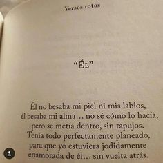 Text Quotes, Poetry Quotes, Words Quotes, Book Quotes, Life Quotes, Sayings, Love Phrases, Love Words, Quotes En Espanol
