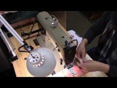 Jordan Fabrics The Sewing Machine I Use - YouTube