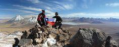 montañismo San pedro de atacama