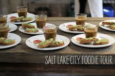 Salt Lake City Foodie Tour