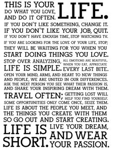 this tends to be my inspiration and a smack in the face for me prettyyy often <3