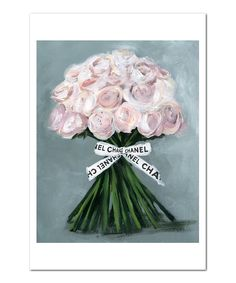 Take a look at this The Perfect Bouquet Print today!
