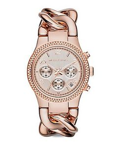 Michael Kors MK3247 Women's Watch - I'm not a big watch fan but I ❤️this!