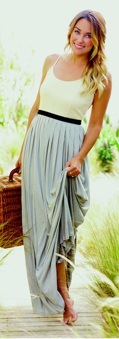 Maxi Skirt Summer, Love it