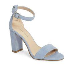 Pelle Moda Bonnie Ankle Strap Heels