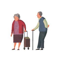 人々 People illustration | Takahiro Suganuma Illustration #illustration #people