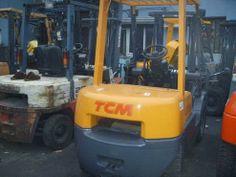 used forklift 3ton forklift original from japan (FD30) - China used 3ton forklift;used tcm forklift;used tcm forklift, TCM