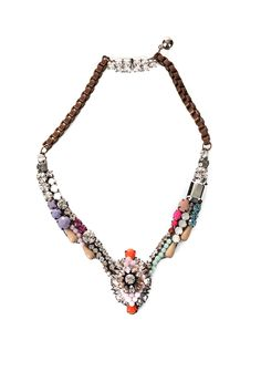 #Swarovski #Crystal #Jewel #Necklace <3