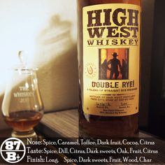 This High West Double Rye Barrel Select was picked by/for Reddit, received an additional 19 months of aging in an ex-Campfire cask and doesn't contain any smoke. It does however have a beautifully rich character that supersedes any of the recent batches of Double Rye I've had. It reminds me more of the older, single and double digit, batches of HWDR I drank while living in Utah. The additional time spent marrying and maturing in a used barrel made it a bit richer all around.