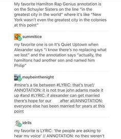 The last one is so much like Hamilton it is really ironic>> But George says that. Alexander Hamilton, Phillip Hamilton, Nos4a2, Seokjin, Hoseok, Namjoon, Hamilton Lin Manuel Miranda, Aaron Burr, Be More Chill