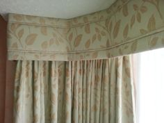 Chic Floral Curtains by Alf Onnie