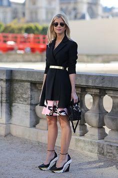 Paris Fashion Week Street Style Spring 2015   TeenVogue.com