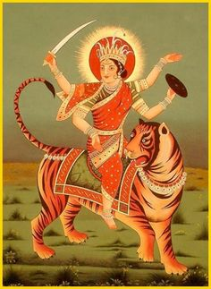 Durga!