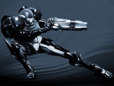 Samus - Metroid Prime