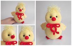 Crochet Easter Chick