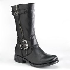 SONOMA life + style Midcalf Boots - Womens -- I LOVE THESE BOOTS!!!! They're my new faves and they go with a lot of different outfits..and they're so comfy!!!