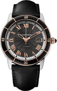 90d9c4f5efe Ronde Croisiere de Cartier W2RN0005 Reloj Cartier