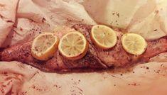 Ψάρι στην λαδόκολλα, κοκκινόψαρο… 1