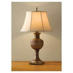 "32.75"" TALL LightingDesignExperts.com | Park Ridge - One Light Table Lamp"