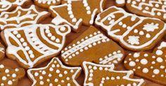 O Natal vai ficar ainda mais gostoso com esta receita de biscoitos