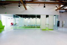 Design Your Office in green :) #modernofficedesign