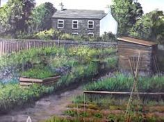 Image result for allotment painting