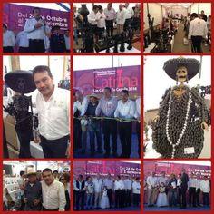 La #FeriaDeLaCatrina está increíble, tienes que visitarla. Te encantará... #Capúla. Te invita el AG Hotel en Morelia, no te la pierdas! www.aghotel.com.mx/