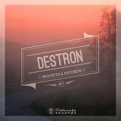 VV AA - Destron vol.1 (MP3) - @molecularecords 2015 #ahorasonando #nowplaying