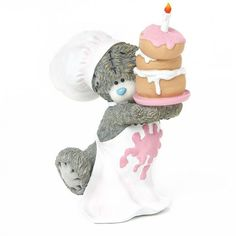 Me to You Get Your Apron On Baking Figurine Dec 2015