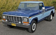 Bid for the chance to own a 1979 Ford Ranger Lariat Camper Special at auction with Bring a Trailer, the home of the best vintage and classic cars online. Ford Classic Cars, Classic Cars Online, Old Ford Trucks, Pickup Trucks, Cool Trucks, Big Trucks, 1965 Ford F100, Toyota 2000gt, Old Fords