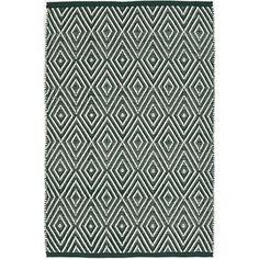 Diamond Pine/Ivory Indoor/Outdoor Rug