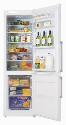 TF6020W - 60cm Wide Frost Free Combi Fridge Freezer
