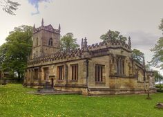 St Wilfrid's Church Hickleton Yorkshire Uk Landscapes, South Yorkshire, The Locals, Barcelona Cathedral, Castles, Restoration, Saints, Mansions, Architecture