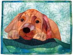 Puppy Love by Sharon Malec for AAQI