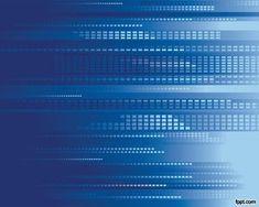 Plantilla PowerPoint de tecnología con fondo azul es ideal para presentaciones tecnológicas así como también telecomunicaciones o software