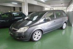 Opel Zafira de segunda mano en Vigo 1.9 CDTI ENERGY de 120 c.v. del año 2009 , de 7 plazas , por 10.500 € www.buscocoches.es #opeldeocasión