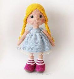 Amiguru mi,amigurumi bebek yapılışı,amigurumi tavşan yapılışı,örgü oyuncak bebek yapılışı,amigurumi dolls,handmade toys,crochet toys,amigurumi muneca,amigurumi bunny