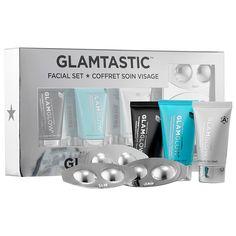 GLAMTASTIC™ Facial Set - GLAMGLOW | Sephora