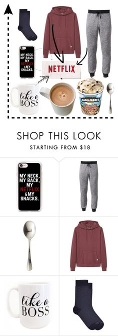 """""""016 Like a Netflix-Boss"""" by berry2206 on Polyvore featuring Casetify, Hollywood the Jean People, Juliska, MANGO MAN, Moon and Lola, Kloters Milano, men's fashion und menswear"""