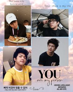 Ranzkyle  #ranzkyle #ranzandniana #ranz #nianaguerrero #niana Ranz Kyle, Favorite Words, My Favorite Things, My Person, Your Smile, My Life, Motivation, Cute, Kawaii