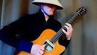 Techno Guitar Ninja