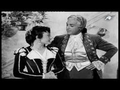 Lolita Sevilla y Luis Mariano en bulerias de Figaro