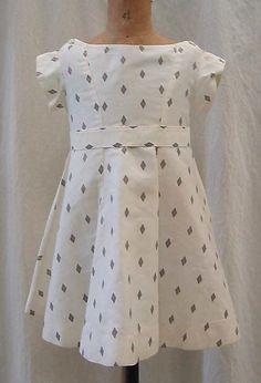 Child's Dress 1860