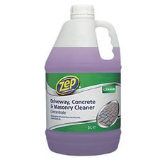 Order online at Screwfix.com. 5Ltr. Powerful, concentrated formula removes dirt, oil and other stains from driveways, asphalt, brick, concrete, paving and masonry. Suitable for use with most pressure washing equipment for fast and thorough cleaning. FREE next day delivery available, free collection in 5 minutes.