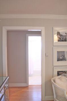 paint color benjamin moore horizon — Steven Gambrel House Beautiful 500 Favourite Paint Colours