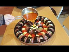 Turkish Recipes, Ethnic Recipes, Middle East Food, Iftar, Ratatouille, Fruit Salad, Acai Bowl, Main Dishes, Amigurumi