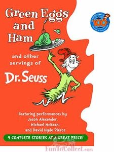 Dr. Seuss...is that an MD or a PhD?
