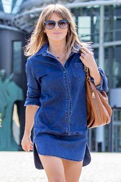 tunika jeans